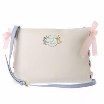 Harga Colors by Jennifer Sky x Disney Collections Miss Bunny Pochette Bag (Light Blue)
