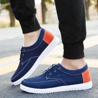 ZUNCLE Men's Canvas Shoes Driving shoes Casual Shoes - intl