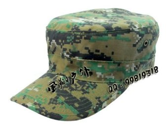 Harga Soldier cap combat cap flat cap leisure cap multicolor optional (ACU)