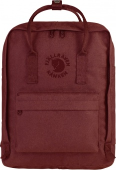 Fjallraven Re-Kanken Classic Backpack (326-Ox Red)