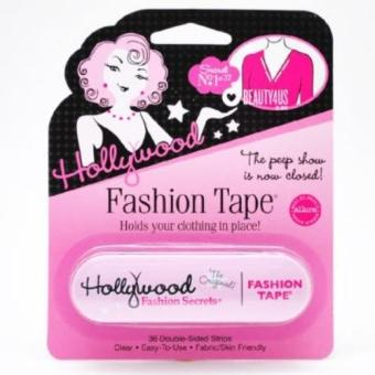 Harga 36 Strips per Tin - Hollywood Fashion Secrets Double Stick Fashion Tape Strips