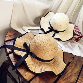 Harga Summer Fashion Woman Hat - intl