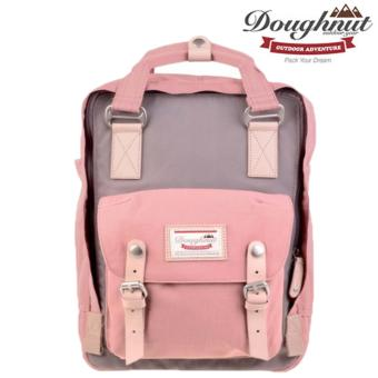DOUGHNUT MACAROON LAVENDER X ROSE Ladies Backpack
