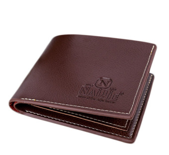 Harga Man Brown Wallet