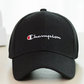 Harga 1PC New Competitive Sports Cap Cap Golf Baseball Cap Simple Wind Men and Women Hat - intl