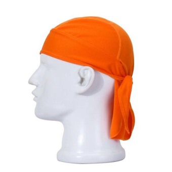 Harga MagiDeal Outdoor Cycling Sports Breathable Cap Hat Pirate Scarf Bandana Beanie Orange - intl