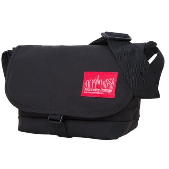 Harga STRAPHANGER MESSENGER BAG (S) - BLACK
