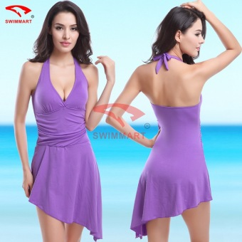 Fashion One Piece Swimsuit Sexy Swimwear Women Bodysuit Bathing Suit Swim Backless Beach Wear Monokini Swimming Suit for Women - intl