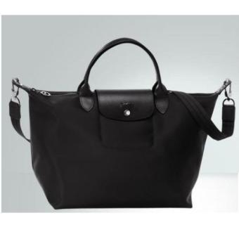 Harga Longchamp LE PLIAGE NÉO Medium 1515 black