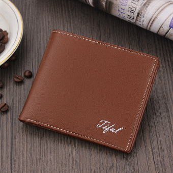 Harga Korean-style men's student wallet