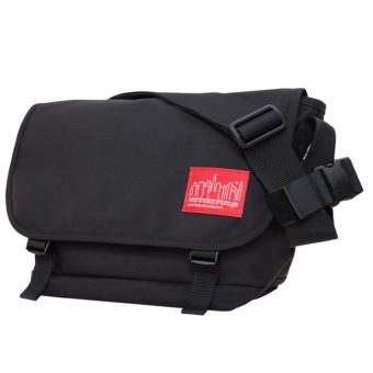 Harga STRAPHANGER MESSENGER BAG (M) - BLACK