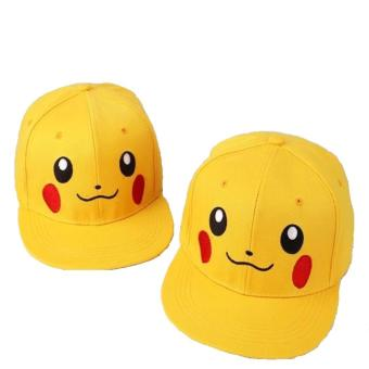 Harga Pokemon Pikachu yellow cap