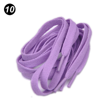 1.2M Athletic Shoe Laces Shoelaces BOOTLACE string Sneaker boot Light Purple - intl