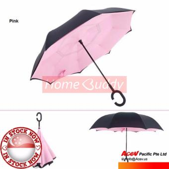Harga Inverted Umbrella / Reverse Umbrella -Double Layers
