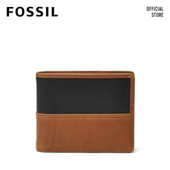 Harga Fossil Tate RFID Large Coin Wallet