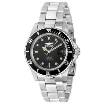 Harga Invicta Pro Diver Automatic Men 40mm Stainless Steel Diving Watch 8926OB
