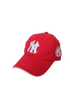 Harga 2016 New Hot NY Logo NewYork Yankees Snapback 9Fifty Baseball Cap Hip-Hop hat(Red)