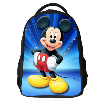 Harga Cat and mouse tom and jerry grades students shoulder bag backpack schoolbag burdens children (Mickey mouse)