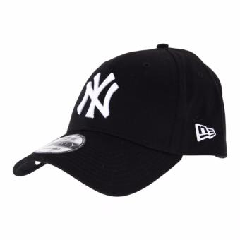 Harga New Era 9FORTY Black Cap