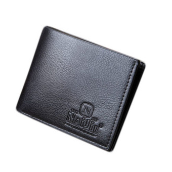 Harga Man Black Wallet