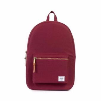 Harga Herschel Supply Co - Settlement - Maroon
