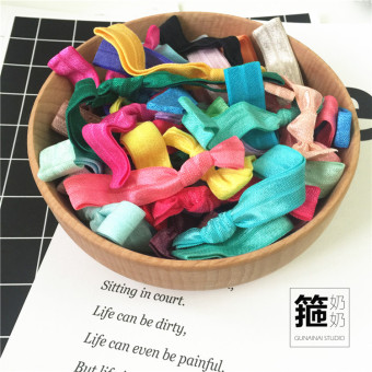Korean style root origional hairband (Candy color 50 Root)
