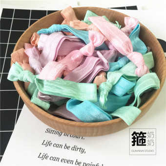 Korean style root origional hairband (Macarons color 50 Root)