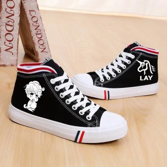 exo galaxy shoes