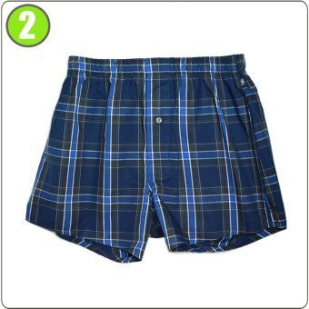 Men's boxer shorts arrow pants