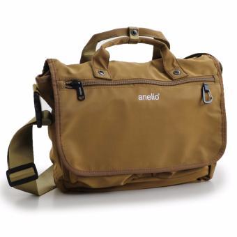 original anello urban street messenger bag AT-B1682 - COYOTE - 2