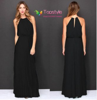 Sexy 2017summer dress (Black)