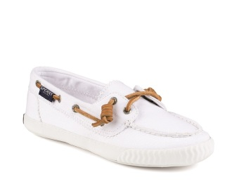 Sperry Women's Paul Sperry Sayel Away Sneakers STS95742 - Washed White