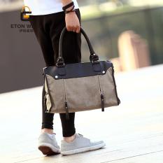 16ba2c771578 Tidog The new fashion leisure canvas bag Korean men Bag Handbag Shoulder  Satchel Bag tote bag
