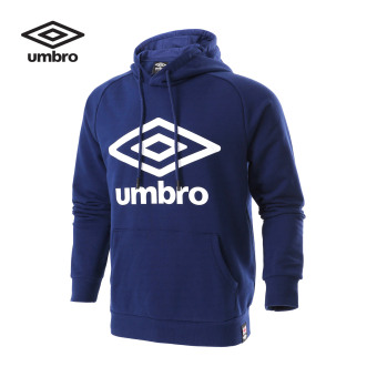 Harga Umbro men New style student I clothes I hoodie (UCB63253-808 deep purple blue)