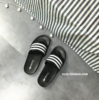 Versatile women's student women's shoes Korean-style women's sandals (Female models) (Female models)