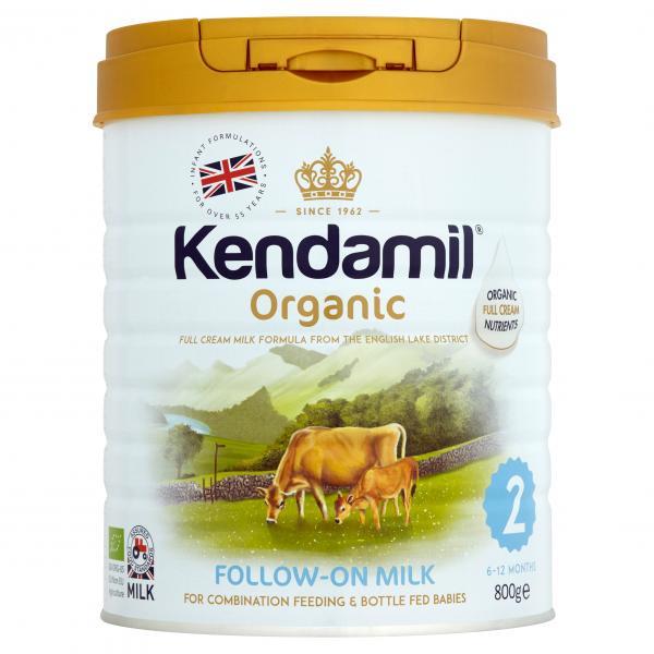 Kendamil Organic Follow-On Milk (Stage 2) 800g