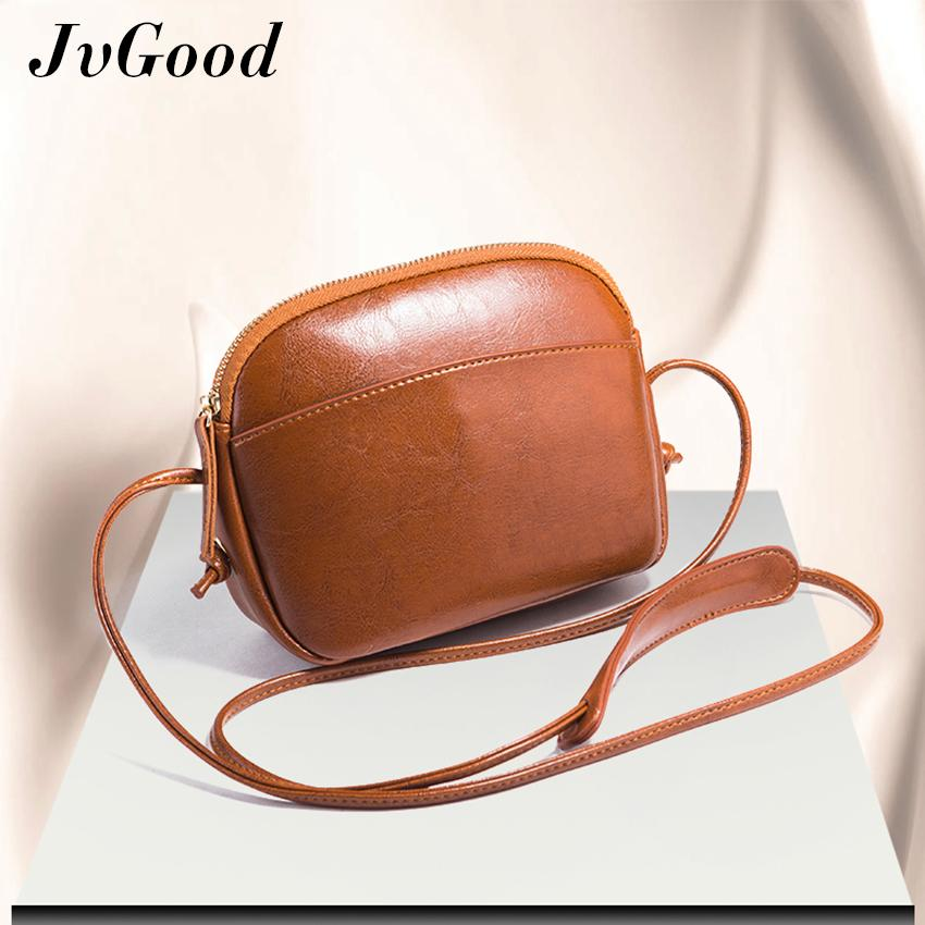 ตราด JvGood กระเป๋าสะพายข้าง Fashion Shoulder Bag Women Crossbody Bag Girl Pouch Bag Ladies Waterproof Sling Bag