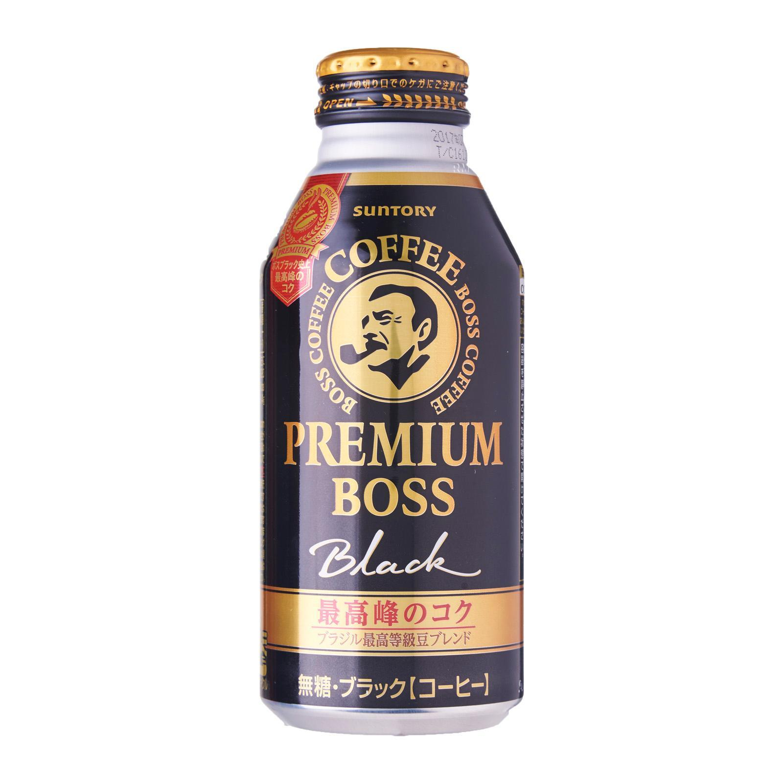 f11a2e5640c Suntory Premium Boss Black  Buy sell online Ready To Drink Coffee with  cheap price