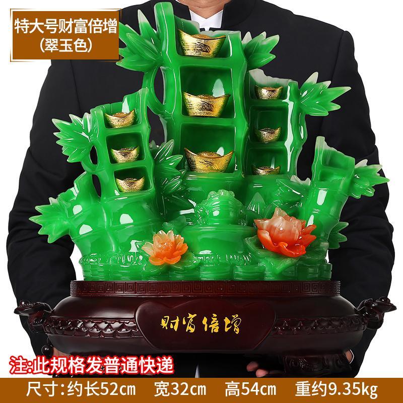 Ji Shantang Giàu Có Lễ Hội Vật Trang Trí Mang May Mắn Tre Thủ Công Mỹ Nghệ Phong Cách Trung Hoa Đồ Gia Dụng Phòng Khách Trang Trí Trang Trí 2047