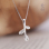 925 temperament sterling silver jewelry pendant gift sterling silver necklace