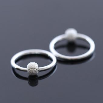 Taobao Earrings Female Simple Jewelry Hypoallergenic