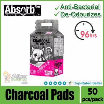 Harga Absorb Plus Charcoal Pee Pads (45*60cm)