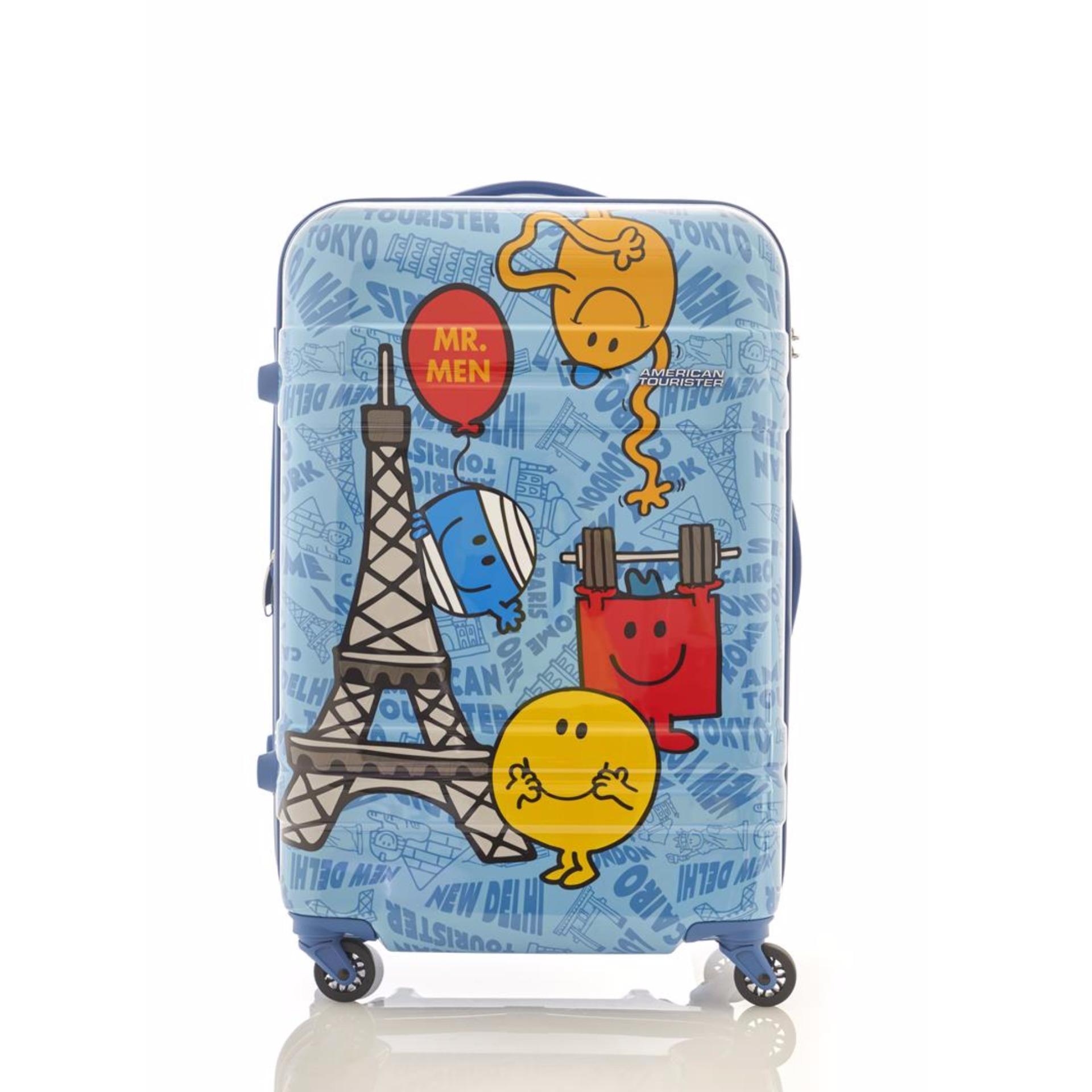 American Tourister Koper Curio Spinner 55/20 TSA-Turquoise. Source · Travel Kids