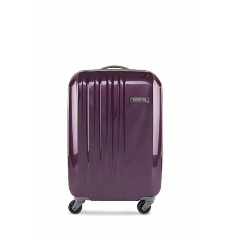 American Tourister Stream Alfa Spinner 55/20 Exp w/ TSA (Purple)