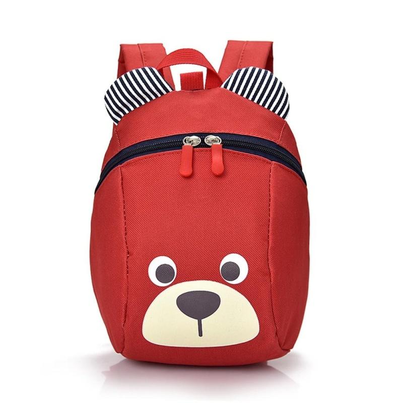 Animal Bear Anti-lost Baby Backpack Toddler Kids School Bag - intl