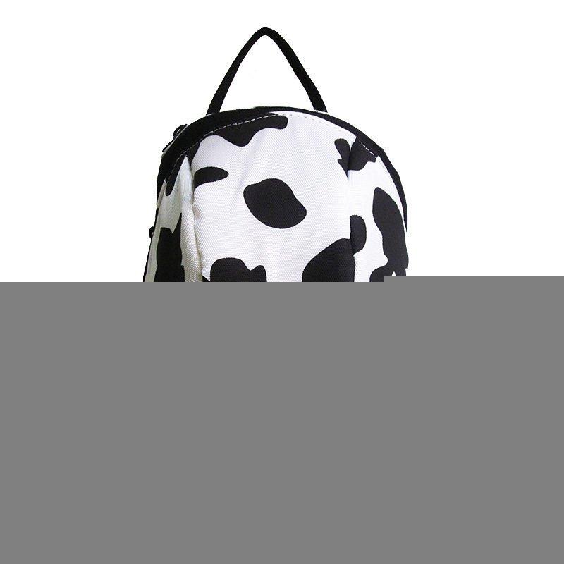 Animal Shaped Childrens Shoulders Anti Lost Kids Backpack Cow(Export)- Intl