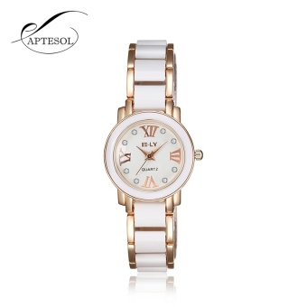 APTESOL Women Fashion Casual Watches Girls Simple Creative Watches - intl