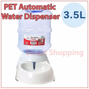 Automatic Pets Water Feeder 3.5L - Dogs & Cats