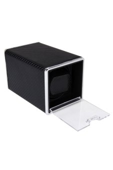Harga Automatic Single Watch Winder (Black)