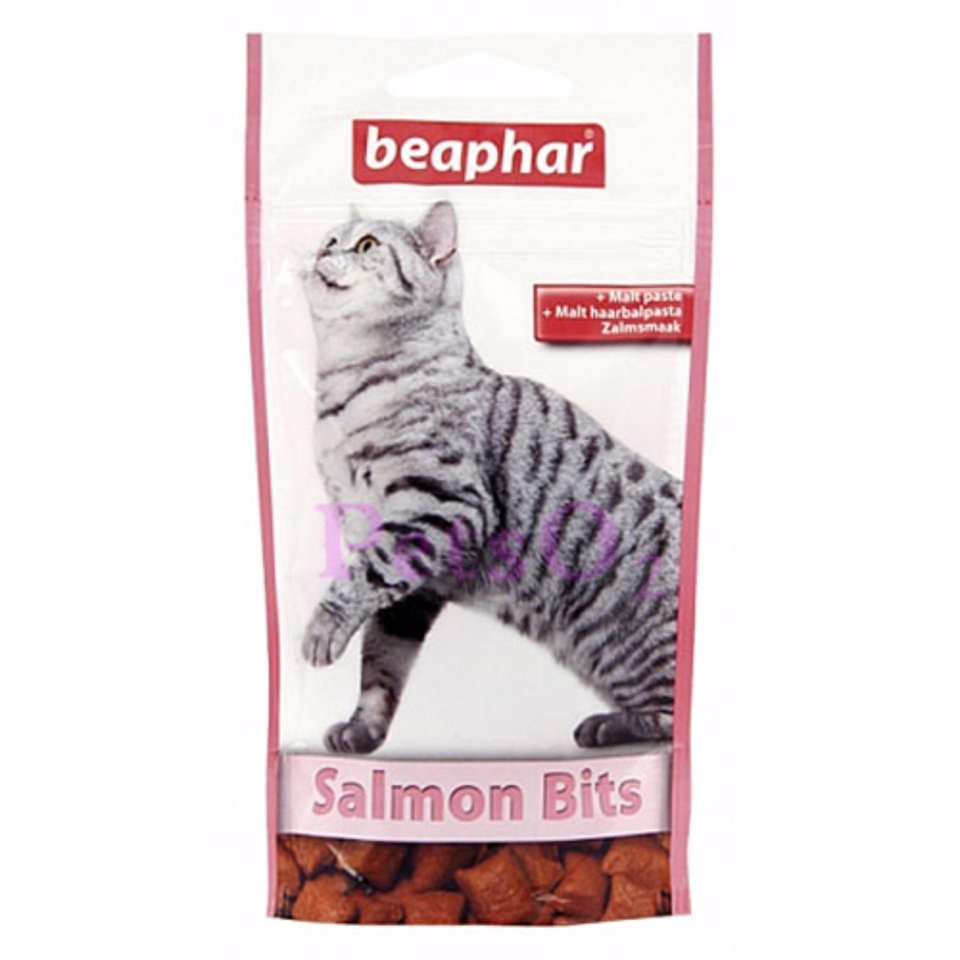 Beaphar Salmon Bits 35g Singapore Friskies Party Mix Mixed Grill 60g
